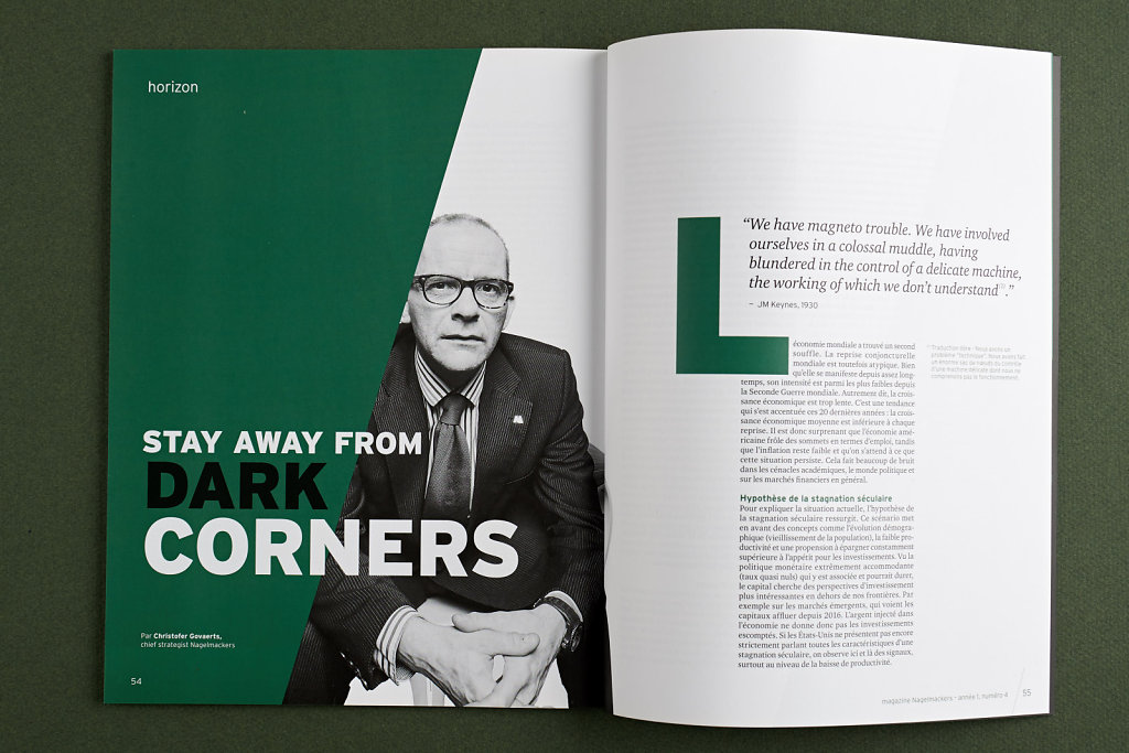 Nagelmackers Magazine