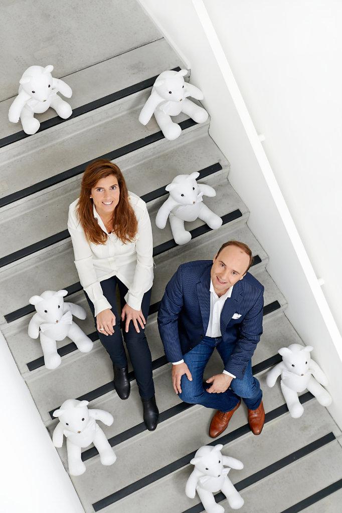 Isabelle Thys & Didier Melotte