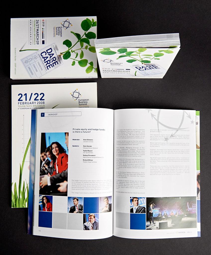 Eruopean Business Summit Programme