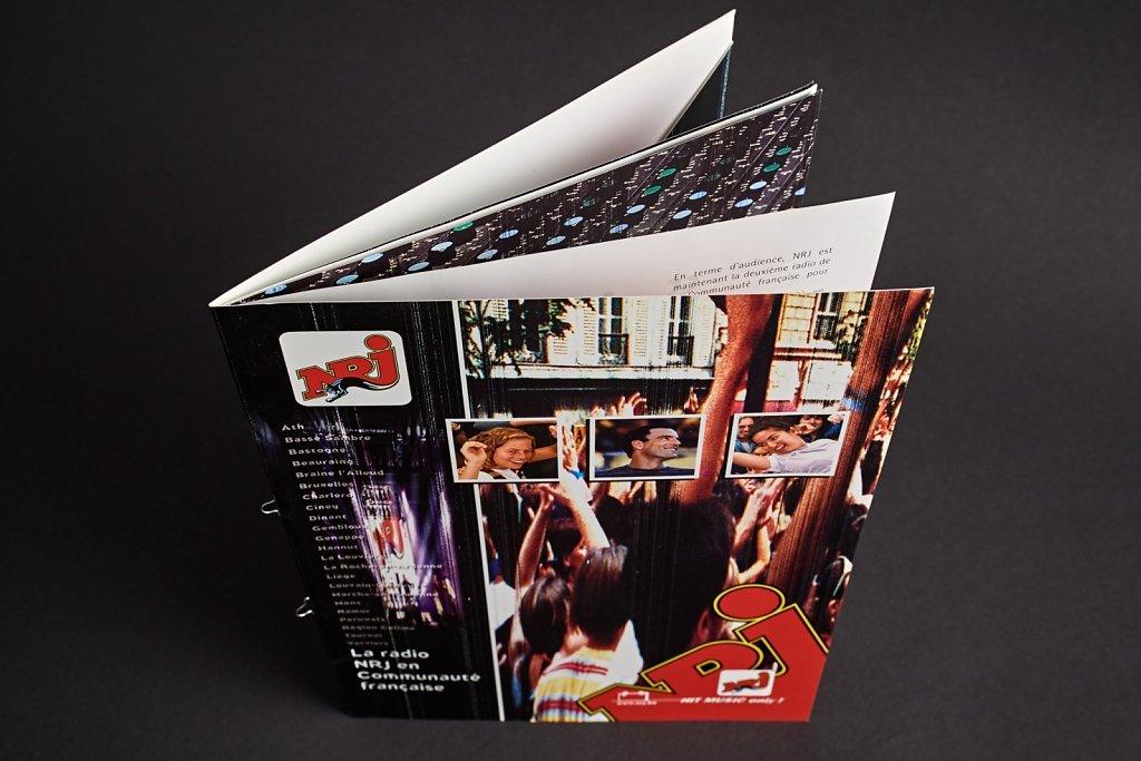 Brochure - Plaquette NRJ radio