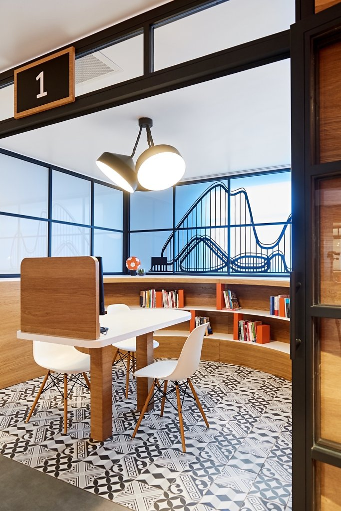 ING Client House Wavre
