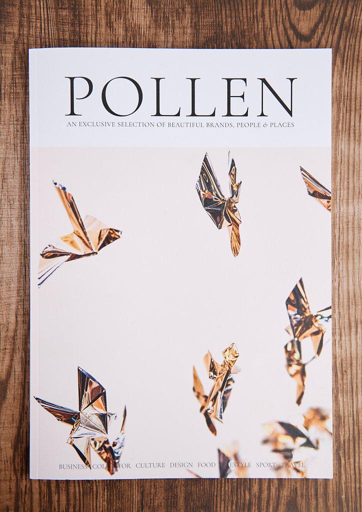 Cover Pollen Mag